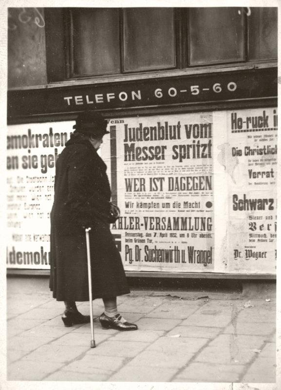 Plakat NSDAP