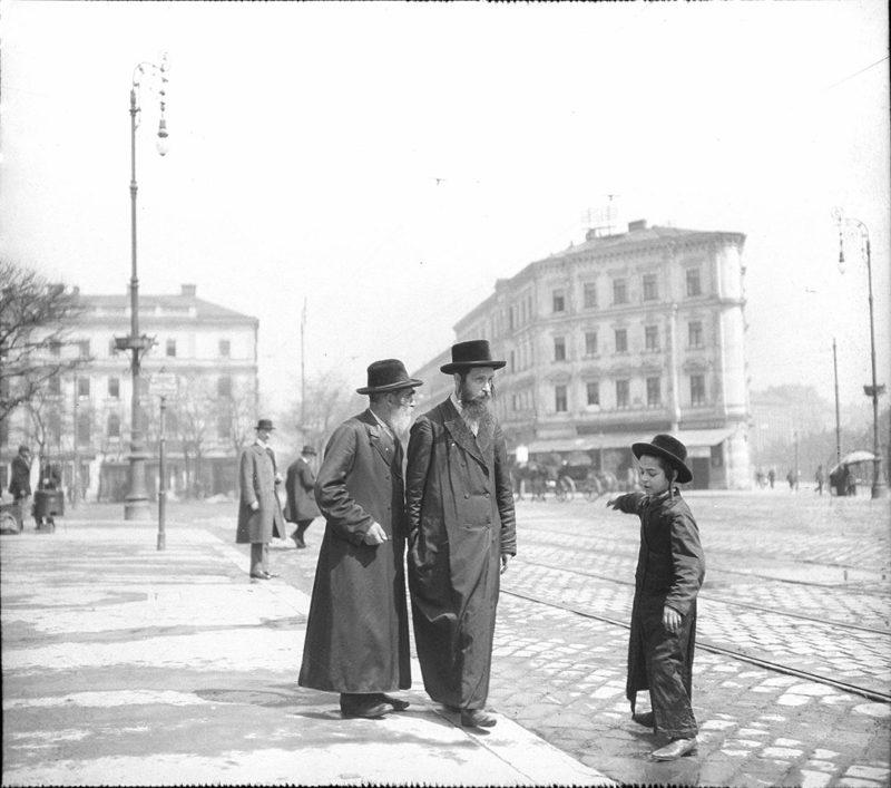 Orthodoxe Juden in Wien