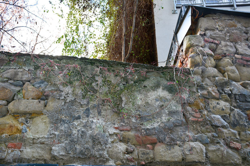 Reste Ghettomauer