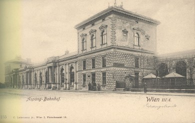 Aspangbahnhof