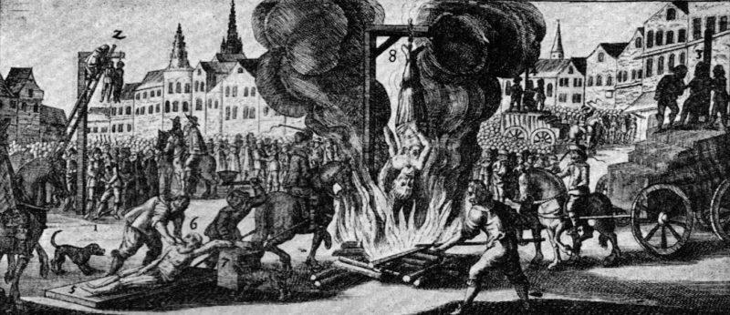 Hinrichtung Engelberger
